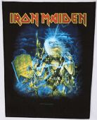 Iron Maiden - 'Live After Death' Giant Backpatch